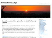 FitnessRunningTips.com
