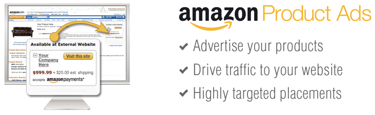 Amazon Product Ads