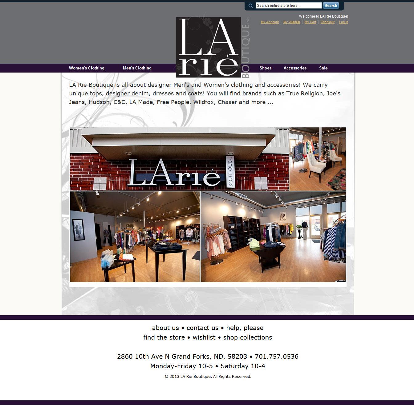 LARieBoutique.com